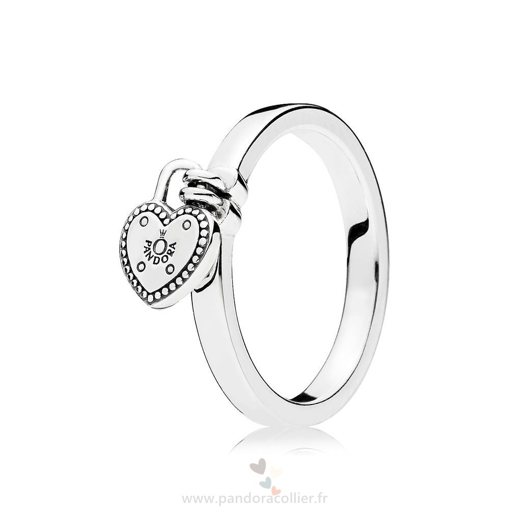 Promotionnel Pandora Amour Fermer Bague