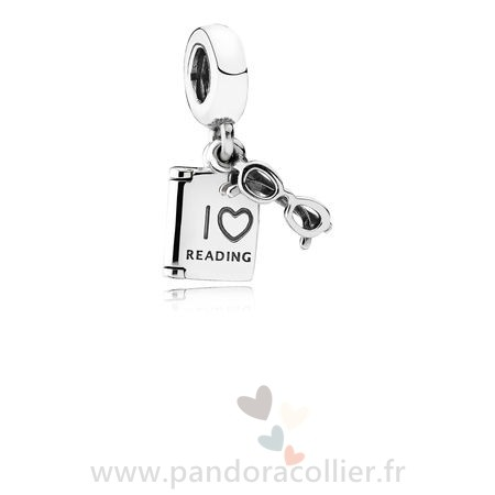 Promotionnel Pandora Pandora Passions Charms Carriere Aspirations Amour Lecture Charme