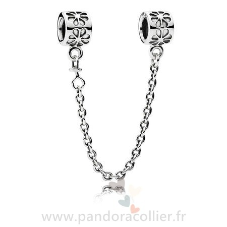 Promotionnel Pandora Pandora Chaines De Securite Daisy Safety Chain