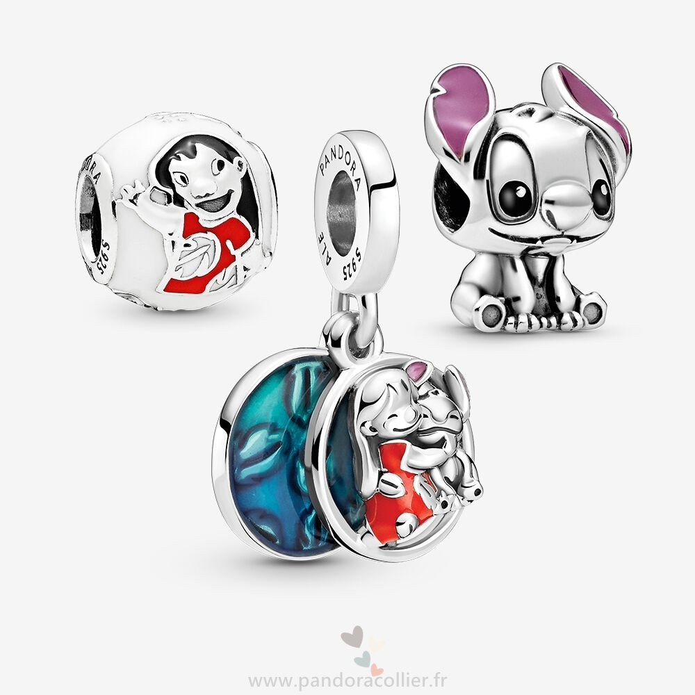 Promotionnel Pandora Disney Lilo & Stitch Charm Pack