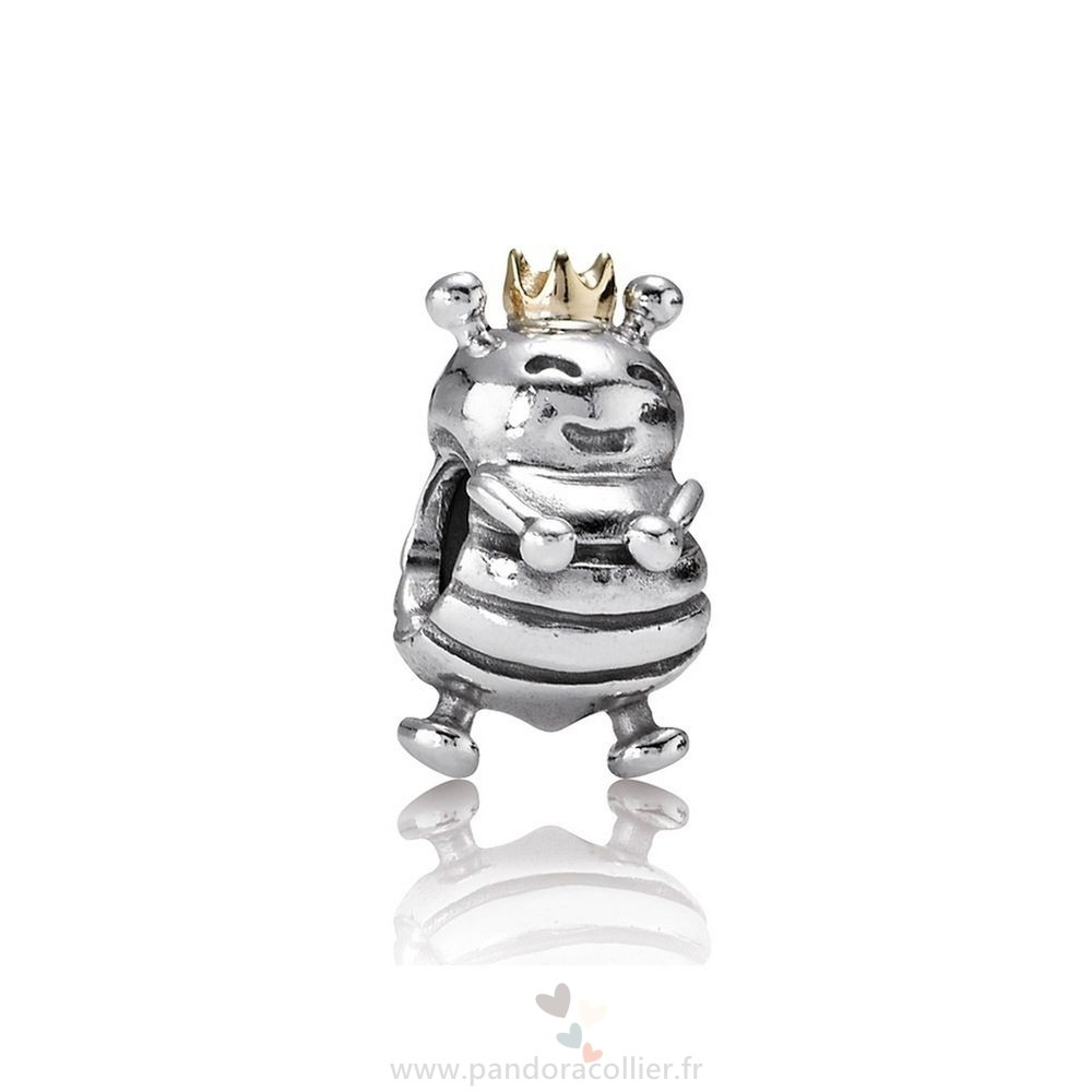 Promotionnel Pandora Pandora Passions Charms Chic Charme Reine Abeille Glamour