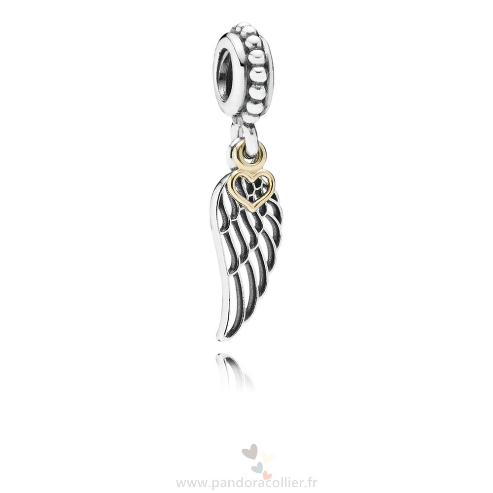Promotionnel Pandora Pandora Passions Charms Chic Glamour Amour Guidance Dangle Charm