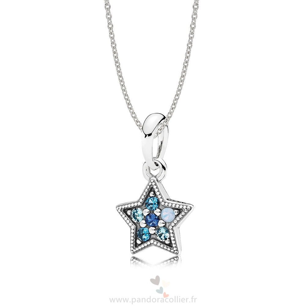 Promotionnel Pandora Bright Star Colliers Gift Set