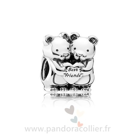Promotionnel Pandora Amis Best Buddies Charm