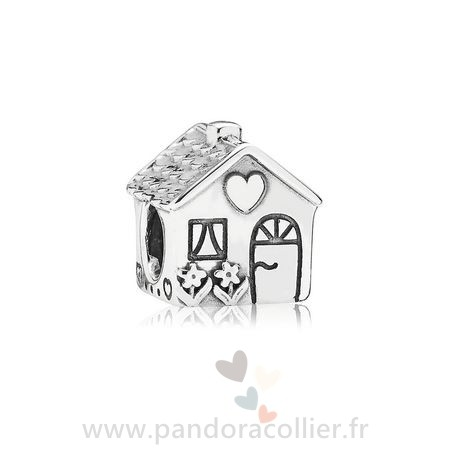 Promotionnel Pandora Famille Charms Accueil Sweet Home Charm