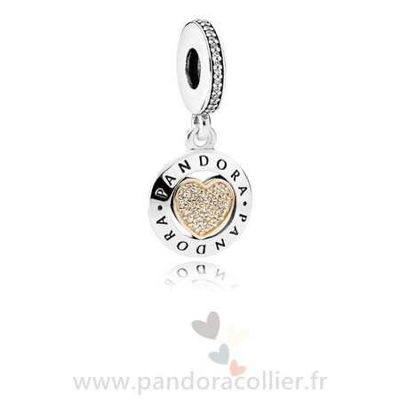Promotionnel Pandora Dangle Breloques Signeature Prix