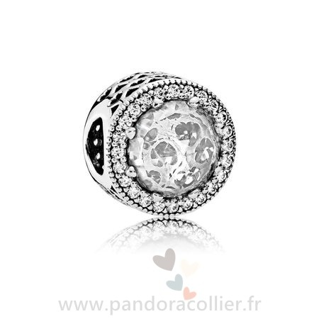 Promotionnel Pandora Collection Coeurs De Radiant Clear Cz