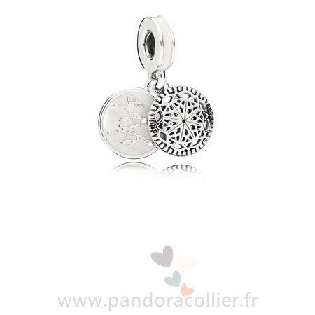 Promotionnel Pandora Pandora Passions Charms Sports Loisirs True Yoga Dangle Charm Email