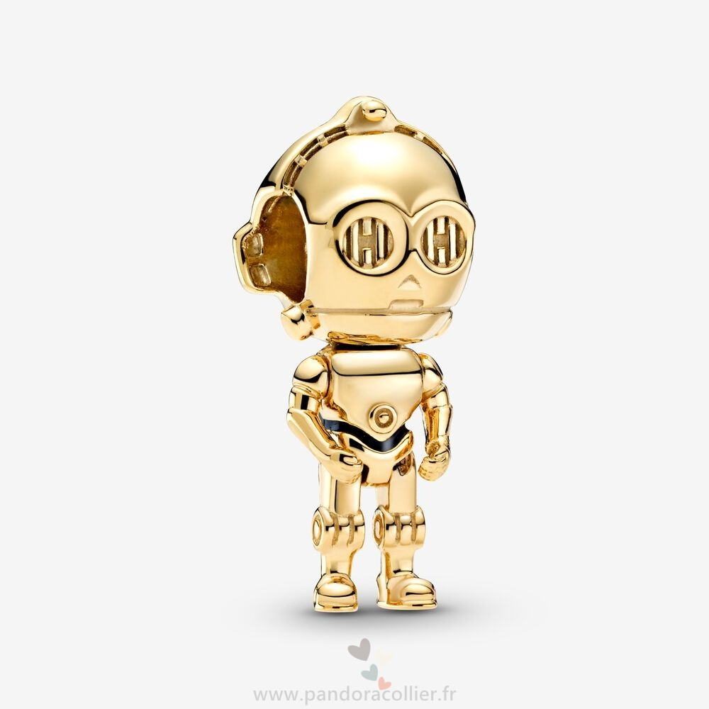Promotionnel Pandora Breloque Star Wars C 3Po