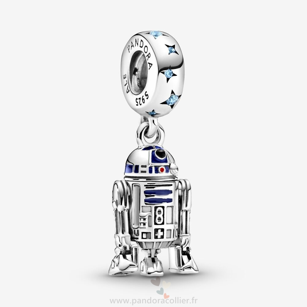Promotionnel Pandora Breloque Star Wars R2 D2